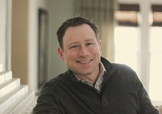 """Dave Revsine, Big Ten Network Lead Studio Host and New York Times Bestselling author, speaker at """"A Night of Glenbrook Theater"""""""