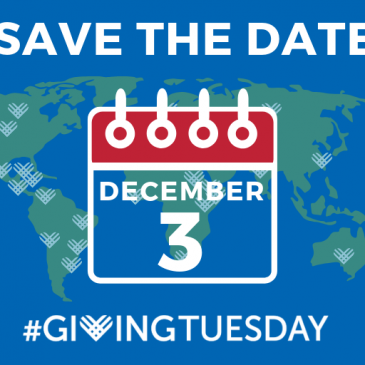 Giving Tuesday is Around the Corner
